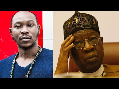 SEUN KUTI REACTS TO LAI MOHAMMED'S ULTIMATUM LETTER TO CNN, SPEAKS ON HIS POLITICAL PARTY