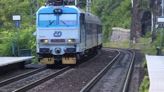 E499, nádraží Řež