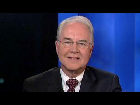Sec'y Price: Health care bill foes not seeing entire plan
