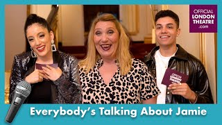 Chatting to the cast of Everybody's Talking About Jamie | #BackOnStage