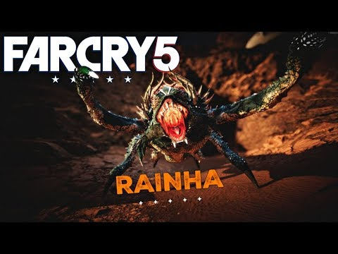 FAR CRY 5 : ENFRENTEI A RAINHA DOS ALIENÍGENAS! ( DLC PERDIDOS EM MARTE ) : EP. 43 from YouTube · Duration:  25 minutes 38 seconds