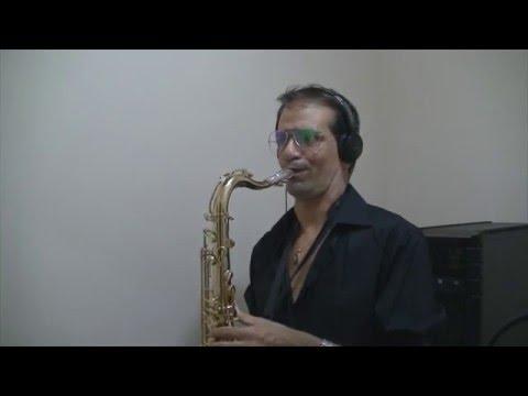 On the Beach - Tenor Sax solo by Nelson D'Avila