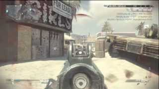 Call Of Duty Ghost CBJ MS Submachine Gun Gameplay Review On Octane