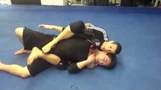 MMA Chokes Part 2: Finishing the Choke