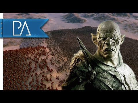 BATTLE OF THE FIVE ARMIES - UEBS - Ultimate Epic Battle Simulator Gameplay