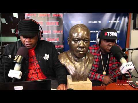 Jadakiss Names Top 5 Best Rappers + Why He Didn't like Ghostwriting for Diddy