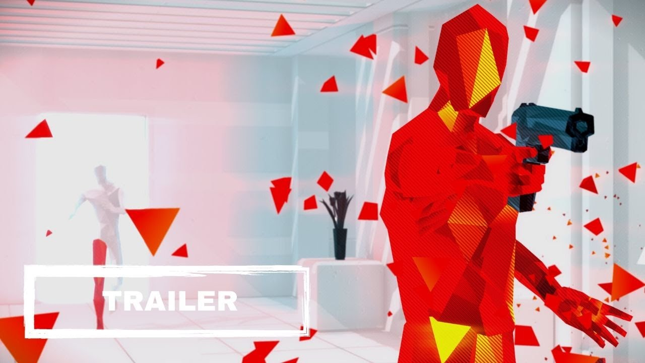 SUPERHOT: MIND CONTROL DELETE Launch Trailer