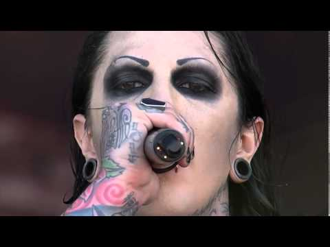 Motionless in White - Immaculate Misconception [Live] - Warped Tour 2014