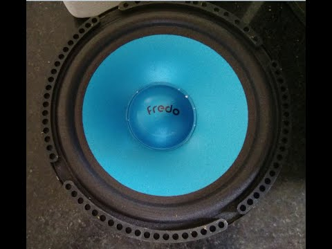 FREDO WOOFER 8 INCHES 8 OHMS/70 WATTS great sound quality  फेरडो वूफर 8 इंच