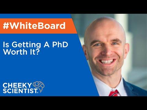 Is Getting A PhD Worth It?