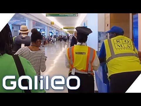 Die Geheimnisse des JFK-Flughafen   Galileo   ProSieben
