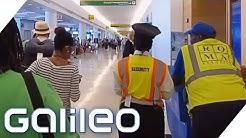 Die Geheimnisse des JFK-Flughafen | Galileo | ProSieben