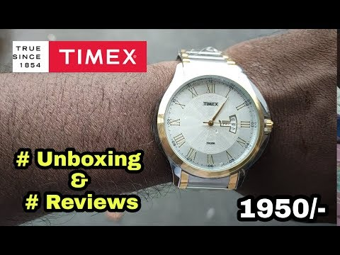 Timex Watch Review || Timex TW000x111 Men Watch
