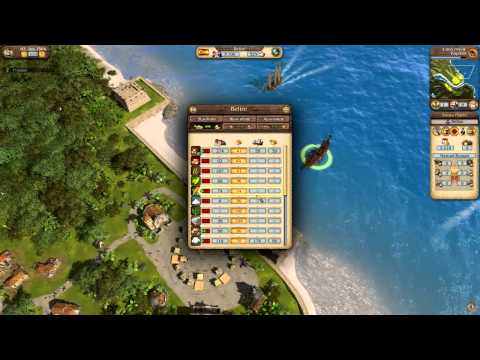 Let's Play Port Royale 3 - #26 Stadtstatistik könnte aufschlussreicher sein [german / deutsch]