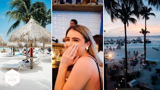 Jet Skiing in Aruba | Aruba VLOG 3 - In The Kitchen With Kate