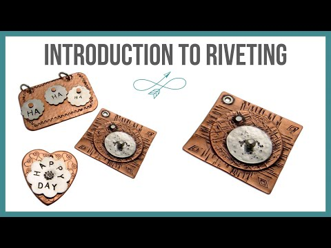 Introduction to Riveting - Beaducation.com
