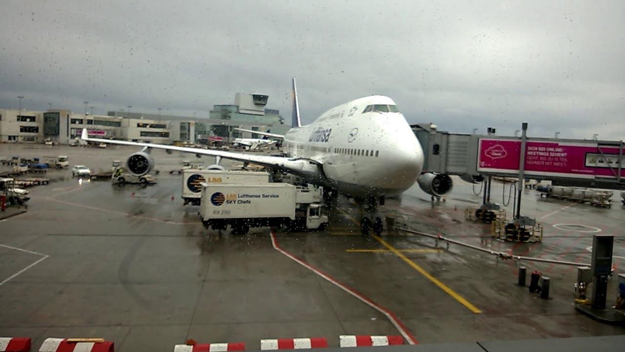 Flughafen Abflug Frankfurt