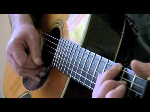 Sky Blue Sky by Wilco - for one guitar part 1