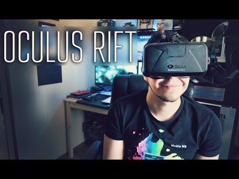 Oculus Rift (DK2)