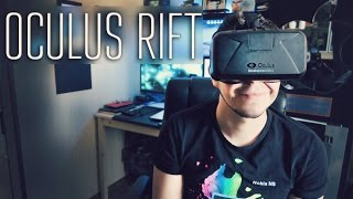 Oculus Rift (DK2) - Виртуальная реальность(, 2015-01-20T07:00:01.000Z)