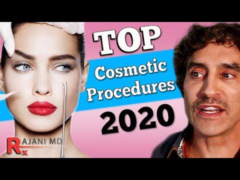 Cosmetic Procedures Pre and post Dermal Fillers