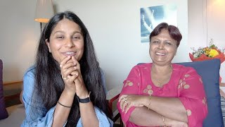What my Brown Mom Thinks on STUDY ABROAD Hindi Q A Session Indian German YouTuber