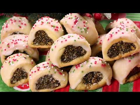 How To Make Italian Fig Cookies
