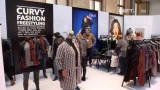 NET5 - Fashion Show berbadan besar