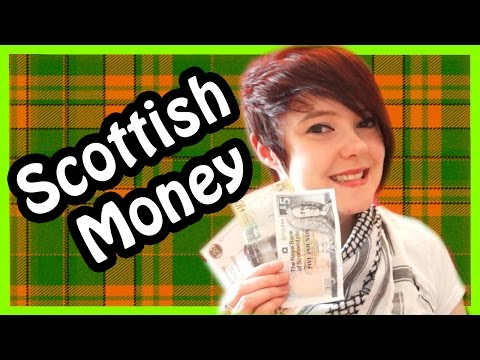 Scottish / British Money ( Currency )