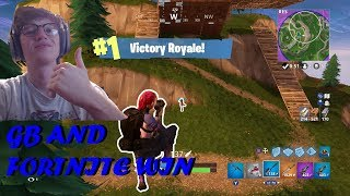Getting the GB and Fortnite Win l Fortnite Gamebattles l Fortnite GBs