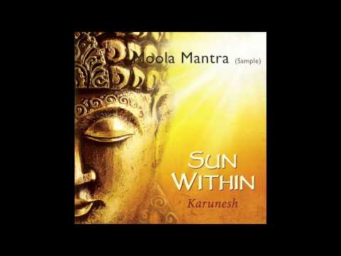 Karunesh: SUN WITHIN – Listen to Sample: MOOLA MANTRA
