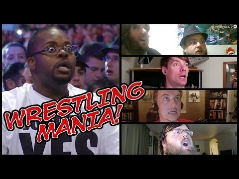 Wrestling Mania pt 1 - Vocabulary & Wrestlemania