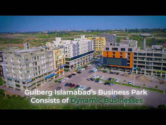 Commercial Projects in Gulberg Islamabad