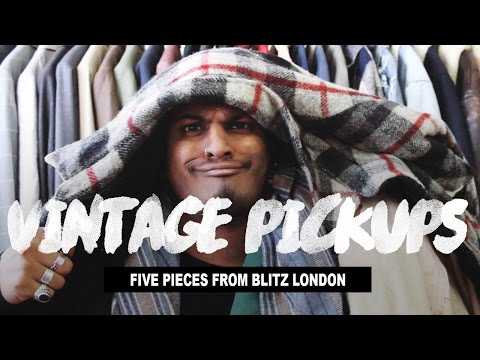 Vintage Pickups ft. Blitz London