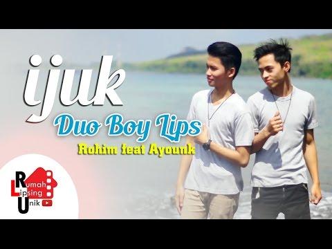 Iyeth Bustami Cover cowok keren dangdut Ijuk Andrey Denias - Duo Boylips Ayounk ft Rohiem Rasya