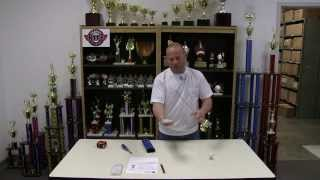 How To Build A Single Column Trophy Kit