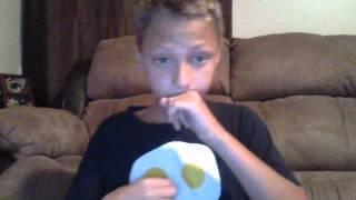 INSANE 12 year old kid raps Rap God