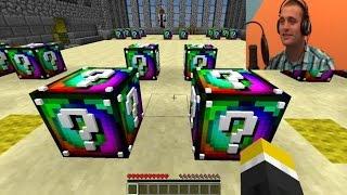Minecraft SPIRAL LUCKY BLOCK MOD PvP ep.4 [Srpski Gameplay] ☆ SerbianGamesBL ☆