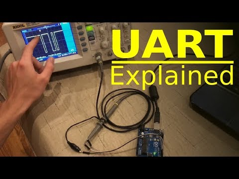 How Does UART Work??? (explained Clearly)