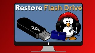 How to Format a Bootable USB to Normal