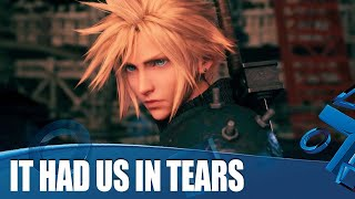 Final Fantasy VII Remake Gameplay - 7 Times It's Already Had Us In Tears