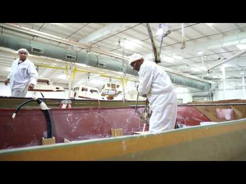 How a Parker Boat is Made
