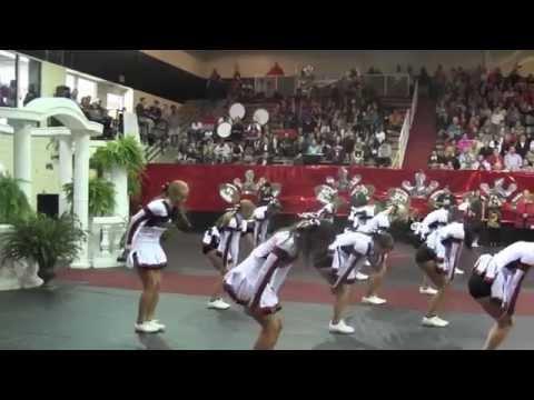 White Hall High School Cheerleading 2013-2014