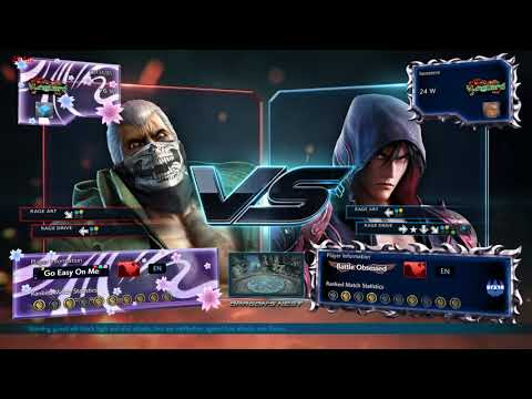 Tekken 7 (PC) - CSX142857 (Bryan) vs horrorera (Jin) DEATHMATCH