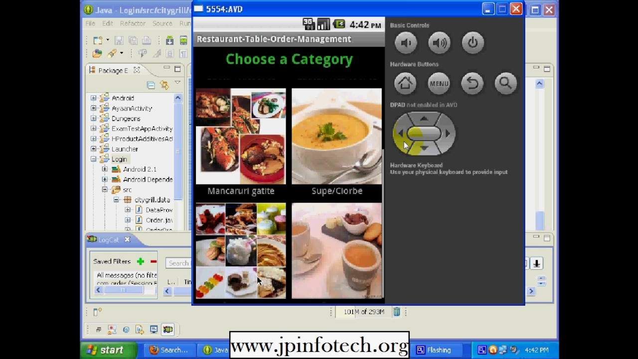 Restaurant Table Order Management System In Android App Hotel Menu - Restaurant table management software free