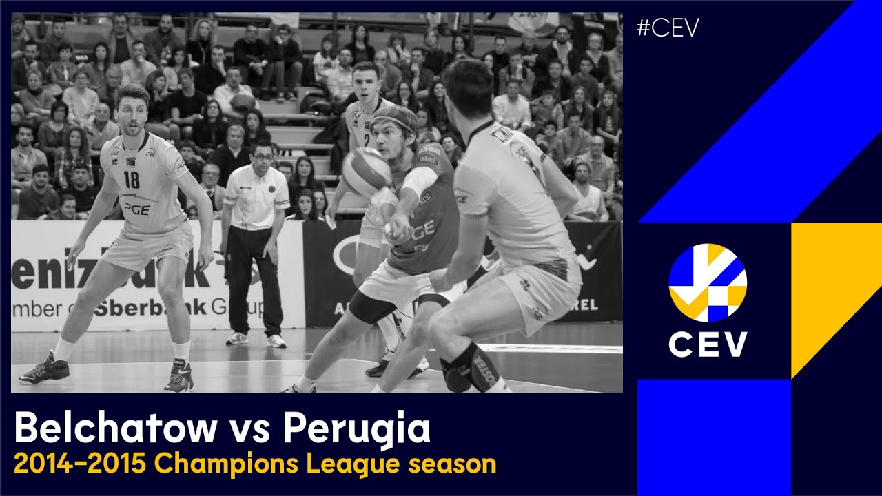 FULL MATCH: Sir Safety PERUGIA vs PGE Skra BELCHATOW - 2015 #CLVolleyM Playoff 6