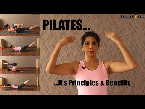 Introduction to Pilates & its Benefits