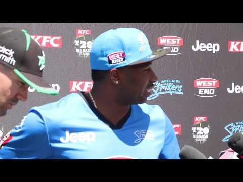 KP vs KP - Kieron Pollard and Kevin Pietersen