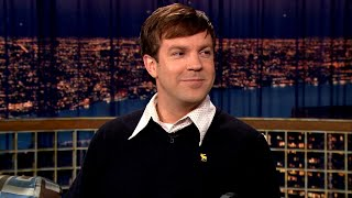 Jason Sudeikis Got Advice From Snoop Dogg At SNL   Late Night With Conan O'Brien