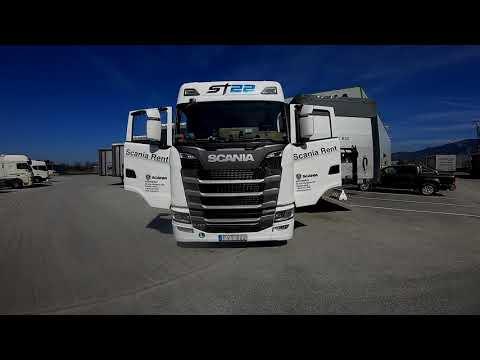 Scania 99.999  - 100.000 km
